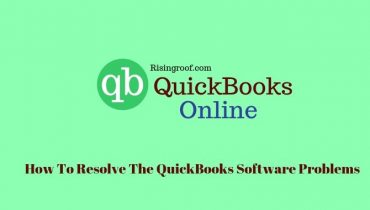 QuickBooks Software problems